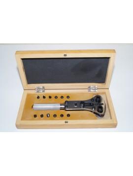 Chiave Jaxa XL con scatola in legno