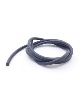 Corda in caucciù per collane e braccialetti 8 m/m