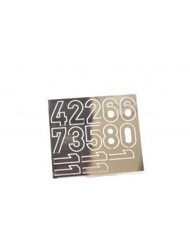 Serie numeri arabi