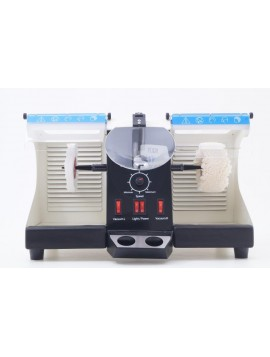 Mini pulitrice con variatore di velocità