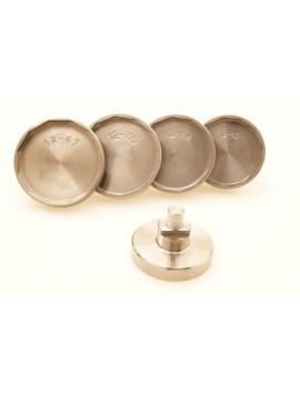 Set di tasselli inox per orologi Panerai