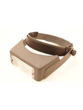 Lente binoculare a visiera