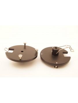 Attacco per gabbia cestelli diametro 64 mm per ACS900